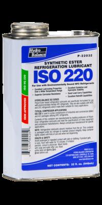 ISO 220 SYNTHETIC ESTER (32 OZ)