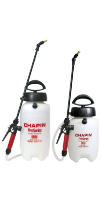 COMMERCIAL GRADE SPRAYERS
