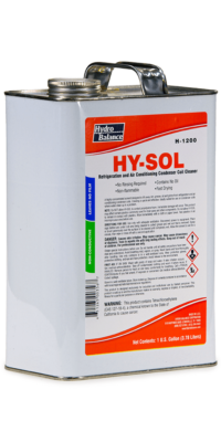 HY-SOL CONDENSER COIL DEGREASER (1 GAL)