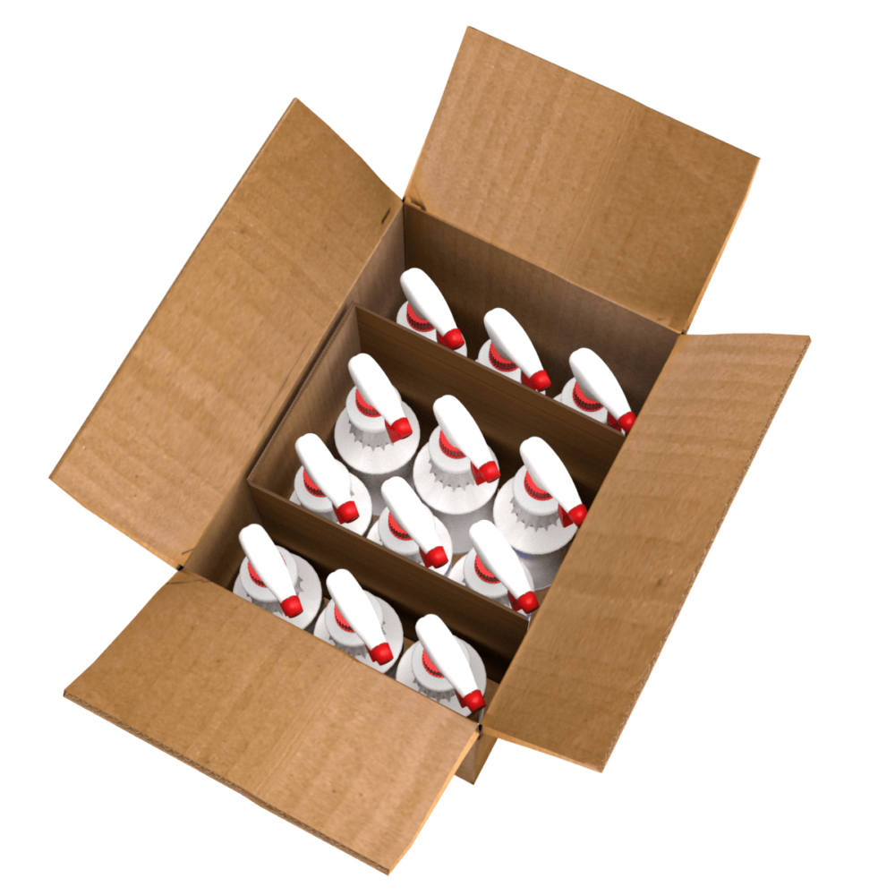 3d qt white box 1