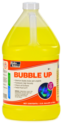 BUBBLE UP FLUORESCENT LEAK DETECTOR (1 GAL)
