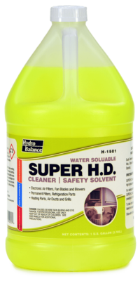SUPER H.D. CLEANER