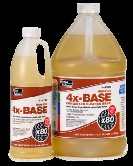 4-X Base