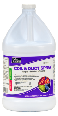 COIL & DUCT SPRAY