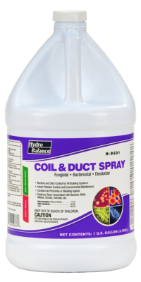 COIL & DUCT SPRAY (1 GAL)