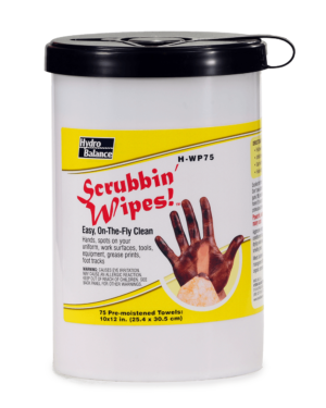 SCRUBBIN' WIPES (75 CT)