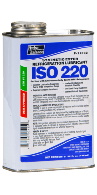 ISO 220 SYNTHETIC ESTER (32 OZ)
