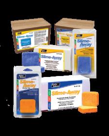 Slime-Away Sticky Tabs