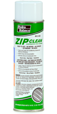 ZIP CLEAN (18 OZ)