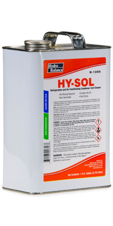 HY-SOL CONDENSER COIL DEGREASER