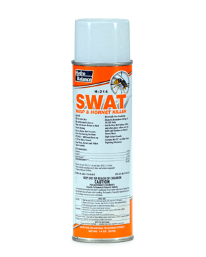 SWAT WASP & HORNET KILLER (14 OZ)