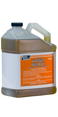 DUAL PURPOSE VACUUM PUMP OIL
