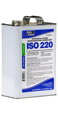 ISO 220 SYNTHETIC ESTER (1 GAL)