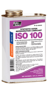 ISO 100 SYNTHETIC ESTER (32 OZ)