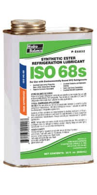 ISO 68S SYNTHETIC ESTER (32 OZ)