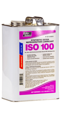 ISO 100 SYNTHETIC ESTER (1 GAL)